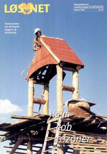 LØSNET nr. 23 Temanr. om byggeri.