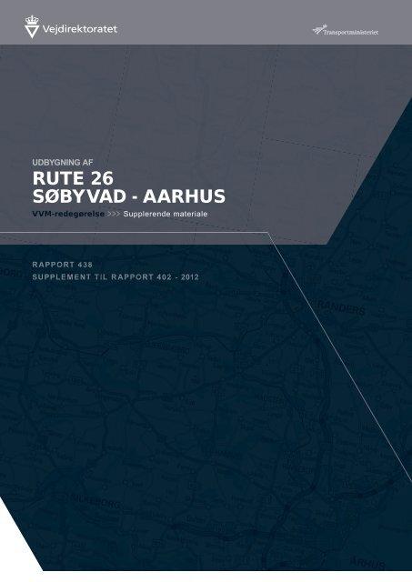 RUTE 26 SØBYVAD - AARHUS - Net