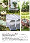 Ladda ner vår presentation om bröllop i .pdf-format - Ellagården - Page 5
