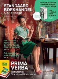 PRima vERBa - Standaard Boekhandel