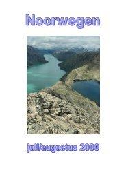 2006-07 Noorwegen - Wim Salemans