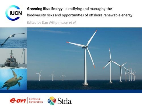 Greening Blue Energy BioTools For Business