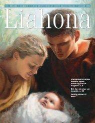 Januar 2006 Liahona - Jesu Kristi Kirke af Sidste Dages Hellige