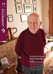 Download dit magazine - Laurentius Wonen, Breda