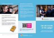 Gør din kunde til din sælger - Videncenter for energibesparelser i ...