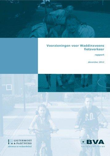 Voorzieningen voor Waddinxveens fietsverkeer - Timenco