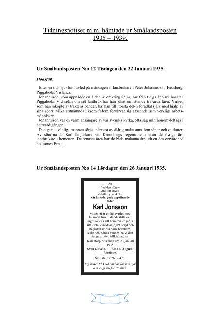 Fabriksgatan 57 Kronobergs Ln, Vislanda - patient-survey.net