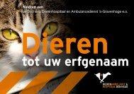 tot uw erfgenaam - Dierenambulance Den Haag