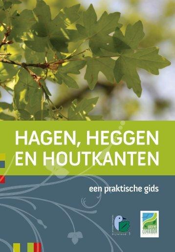 Hagen, heggen en houtkanten - Regionaal Landschap Zuid Hageland