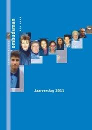 Jaarverslag 2011 - Ombudsman Den Haag