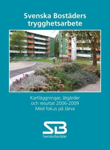 Svenska Bostäders trygghetsarbete
