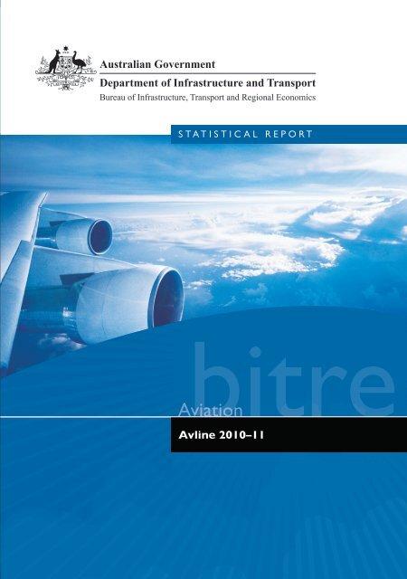 PDF - Bureau of Infrastructure, Transport and Regional Economics