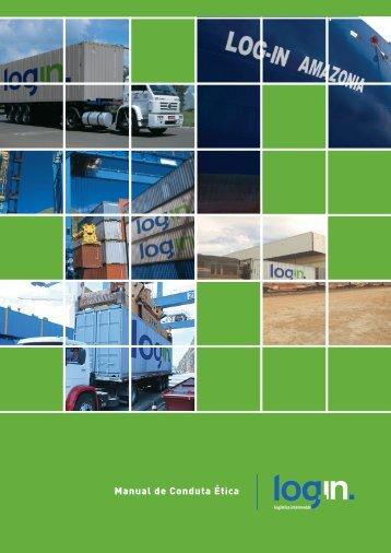 Manual de Conduta Ética - Log-In Logística Intermodal