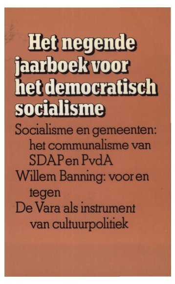 Download de pdf van het jaarboek. - Wiardi Beckman Stichting