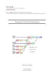 Understanding OTN Optical Transport Network (G 709) - Cvt-dallas org