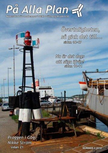 Nr 2 2010 - SEKO Posten Produktion GPT