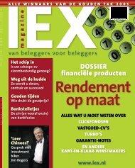 De Gouden Tak 2005 - Iex