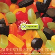 Brochure CC Kapellen augustus 2012 - juni 2013 - Gemeente ...