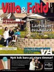 Villa&Fritid nr 4 - Villa & Fritid