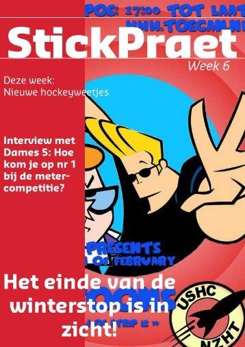 SP Week 6(1).pdf - USHC