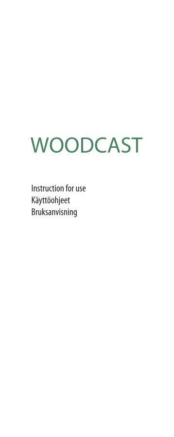 WOODCAST - KEBOMED