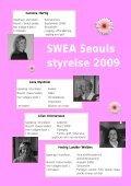 Sweabladet Seoul mars 2009 - SWEA International - Page 5