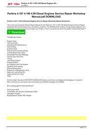 Perkins 4.107 4.108 4.99 Diesel Engines Service Repair Workshop Manual Download.pdf