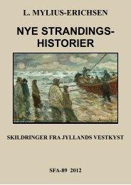 NYE STRANDINGS- HISTORIER
