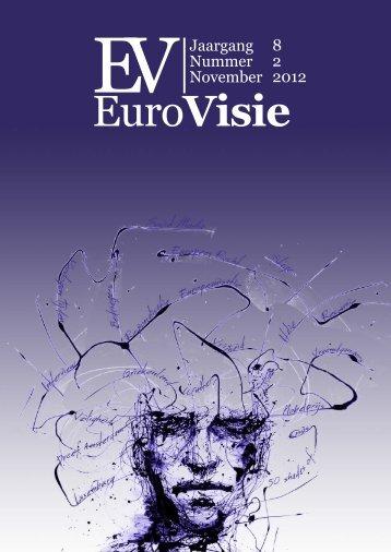 EuroVisie November - Studievereniging Europese Studies