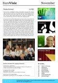 EuroVisie November - Studievereniging Europese Studies - Page 3