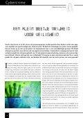 EuroVisie November - Studievereniging Europese Studies - Page 4