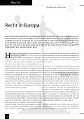EuroVisie November - Studievereniging Europese Studies - Page 6