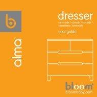 dresser - Products for children