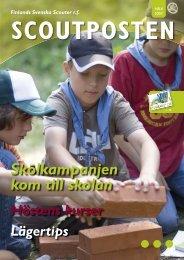 Skolkampanjen kom till skolan - Finlands Scouter ry