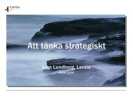 strategi - Svensk Biblioteksförening