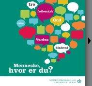 Download Programfolder for Danske Kirkedage - Aalborg Stift