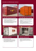 Klik hier voor onze transport & logistiek folder! - CARU Containers - Page 5