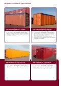 Klik hier voor onze transport & logistiek folder! - CARU Containers - Page 6