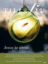 Jesus är gåvan - Till Liv