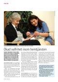 Carina hjälper dig i vardagen - Lidingö stad - Page 4