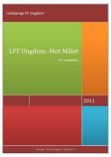 LFF Ungdom policys och modell - Alpha.pdf - Svenskalag.se