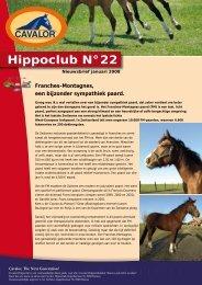 Hippoclub Nieuwsbrief nr. 22 - Cavalor