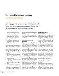Artikkel som pdf - Utdanningsforbundet