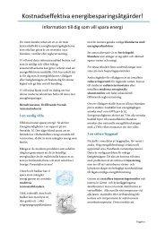 broschyr - Svensk Armaturindustri