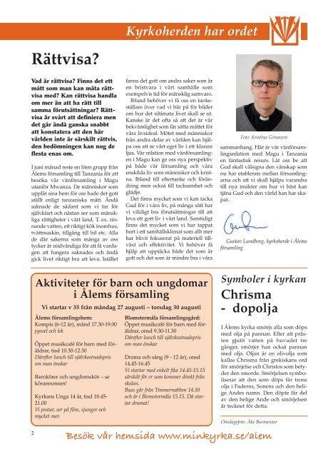 2012 nummer 3 - Minkyrka.se