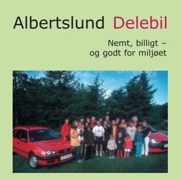 Albertslund Delebil - Agenda Center Albertslund