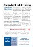 Magrare jordmån för frivilliga insatser? - Civilförsvarsförbundet - Page 3