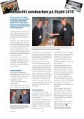 Magrare jordmån för frivilliga insatser? - Civilförsvarsförbundet - Page 6