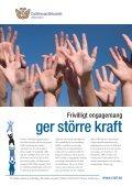 Magrare jordmån för frivilliga insatser? - Civilförsvarsförbundet - Page 7