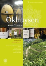 Vinée Vineuse - Okhuysen